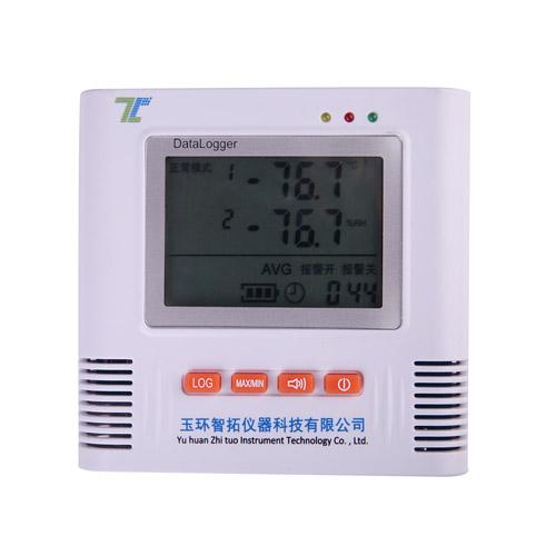 大屏幕温湿度记录仪