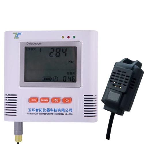 二氧化碳记录器