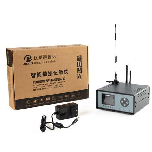 无线温湿度管理主机